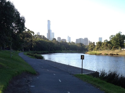 Capital City Trail Melbourne  Australia