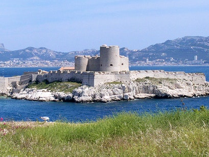 Château d'If Marseille  France