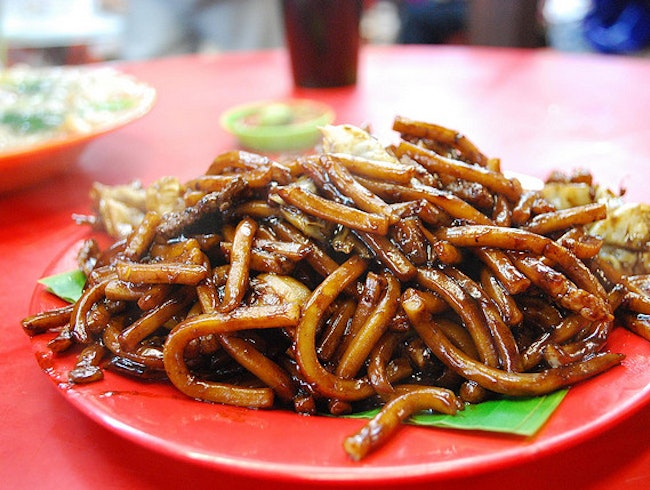 The Birthplace of Hokkien Mee