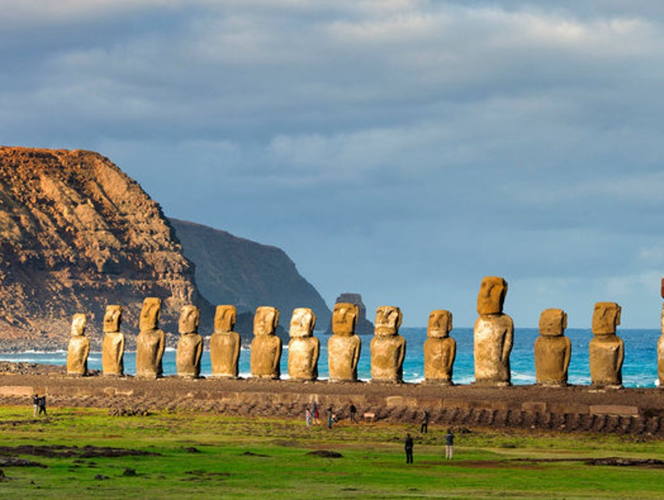 Appreciating archaeology on an Easter Island cruise