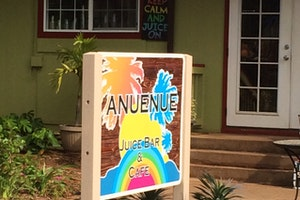 Anuenue Juice Bar & Cafe