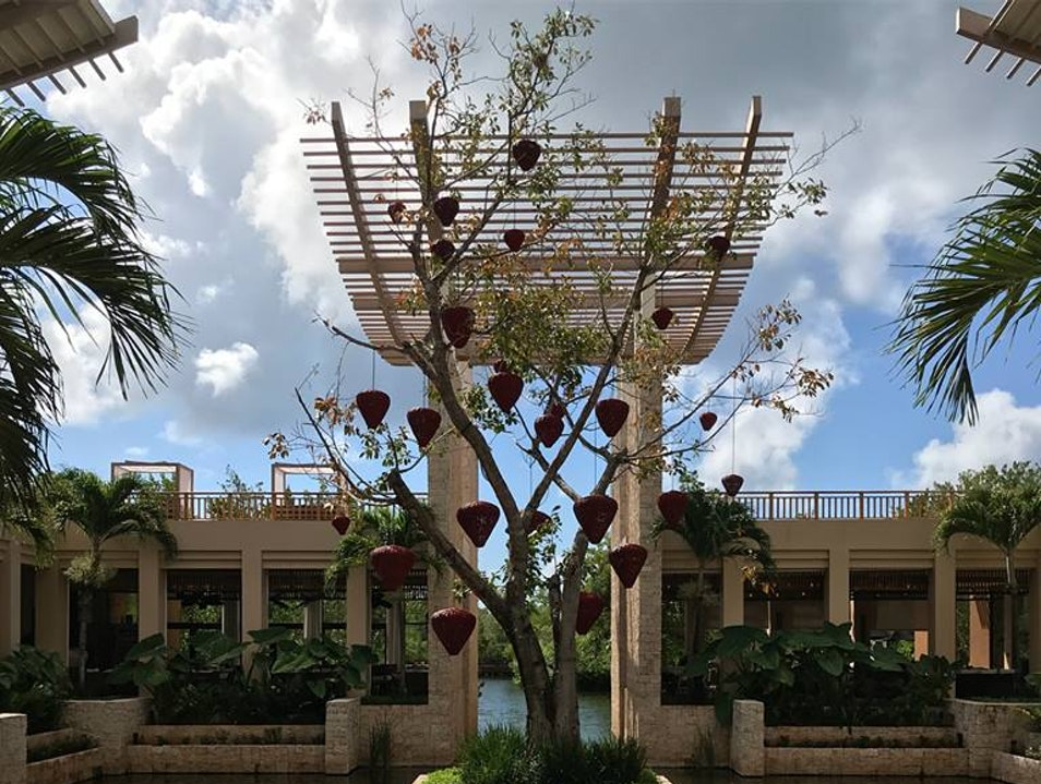 Live in Luxury at the Banyan Tree Mayakoba Solidaridad  Mexico
