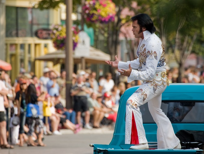 Catch a Glimpse of Elvis' Spirit