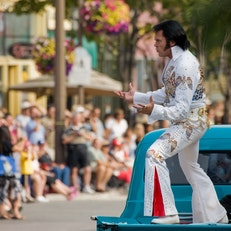 Collingwood Elvis Festival