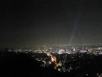 Hollywood Bowl Overlook Los Angeles California United States
