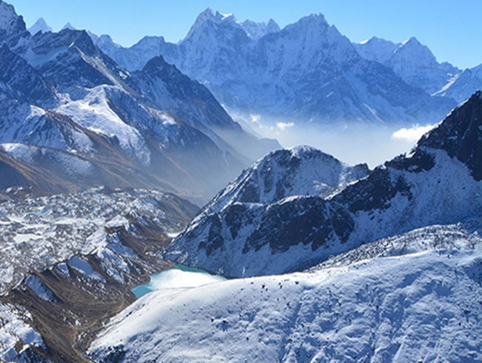 Everest Panorama Trek Lalitpur  India