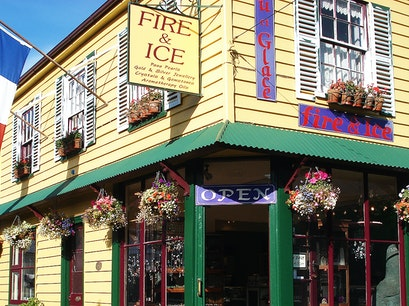 Fire & Ice Jewelers Akaroa  New Zealand