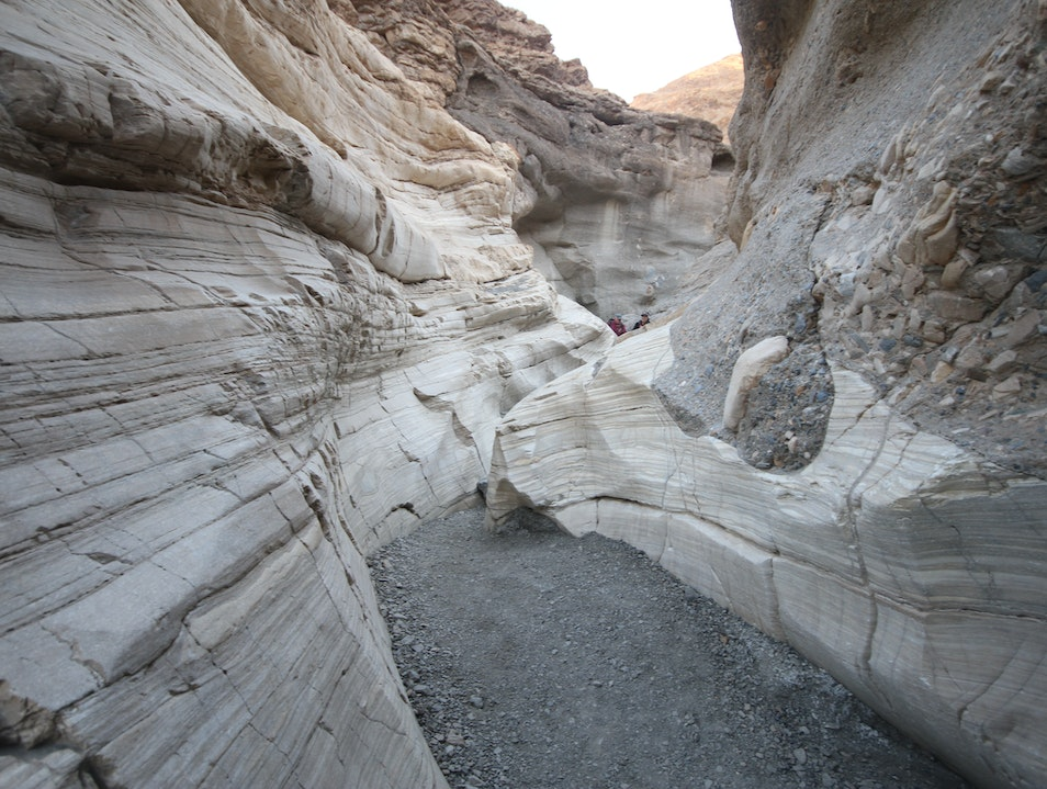 First stop: Marble Canyon Hike DEATH VALLEY California United States