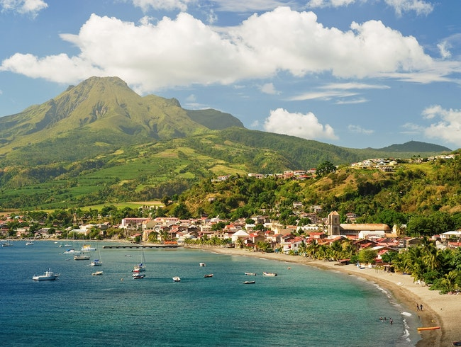 Visit Saint-Pierre, the little Pompeii of the Caribbean