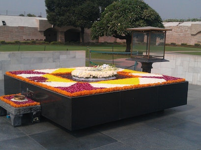 Raj Ghat New Delhi  India