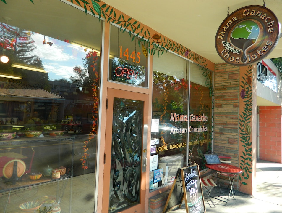 Artisian chocolate on the Central Coast of California San Luis Obispo California United States