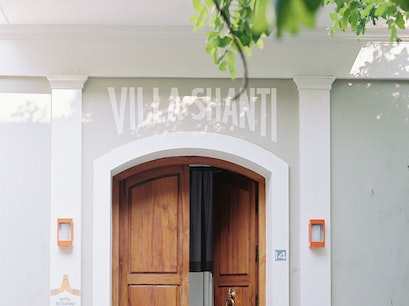 Villa Shanti Puducherry  India