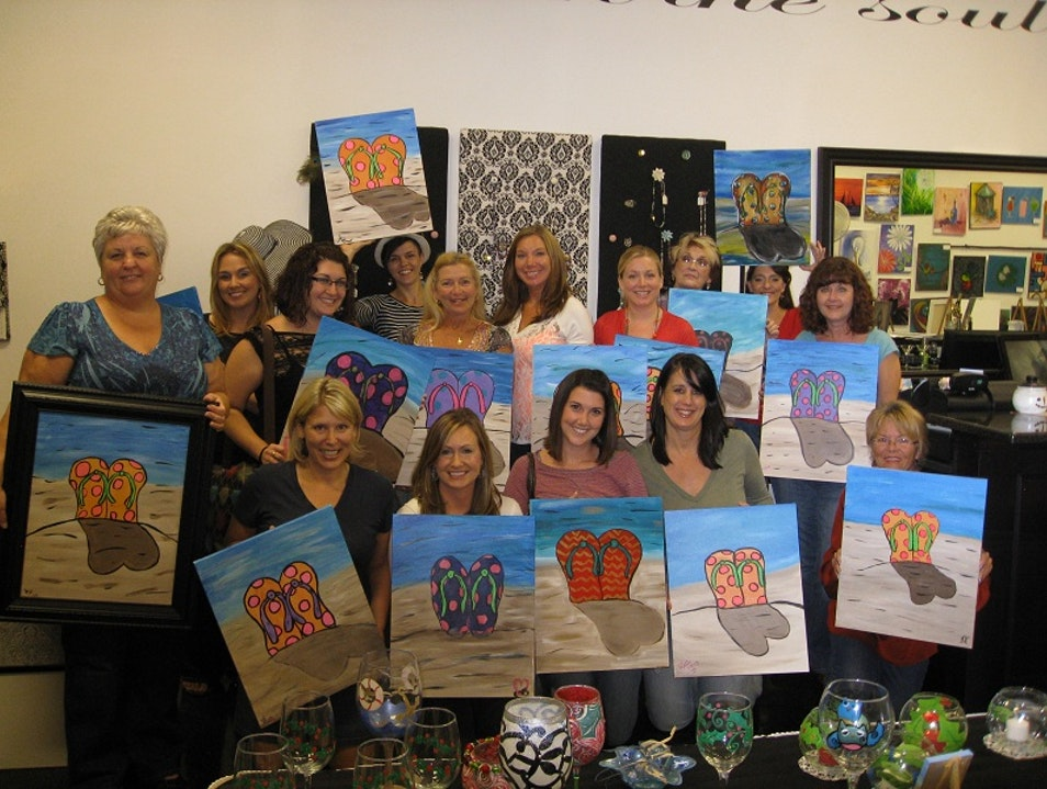 Discovering the Inner Artist Cape Coral Florida United States