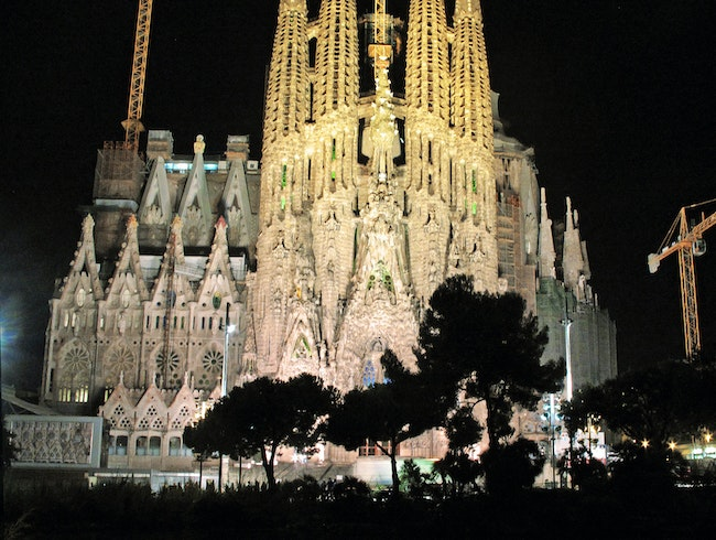 Get a New View of La Sagrada Familia