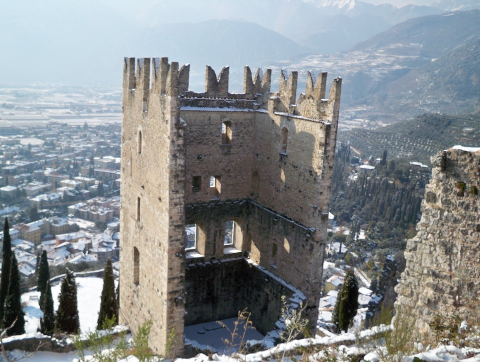 Discovering Arco's Castle Arco  Italy