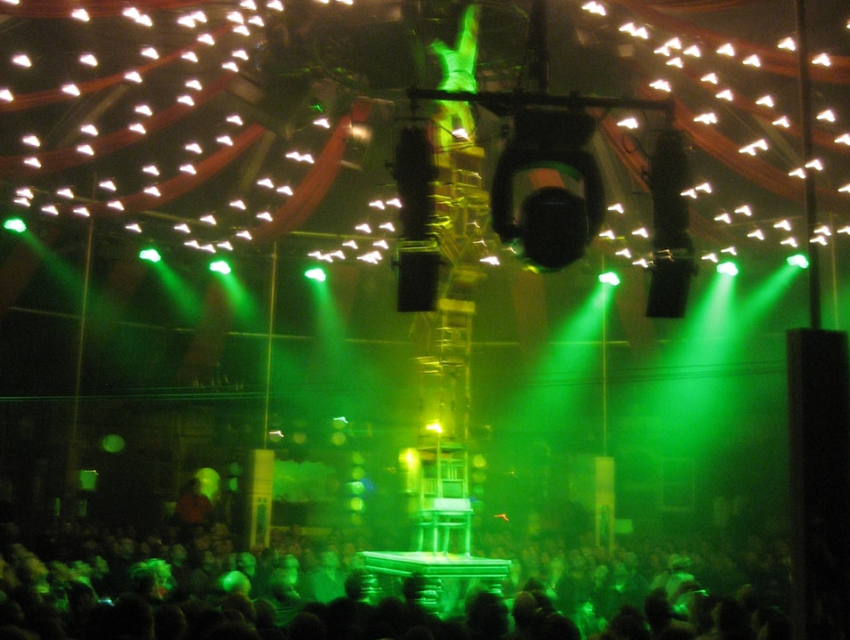 If you only see one show make it Absinthe in LV Las Vegas Nevada United States