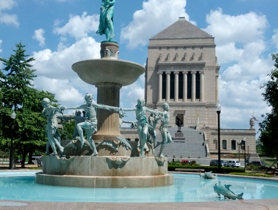 Hidden Gem for History Buffs Indianapolis Indiana United States