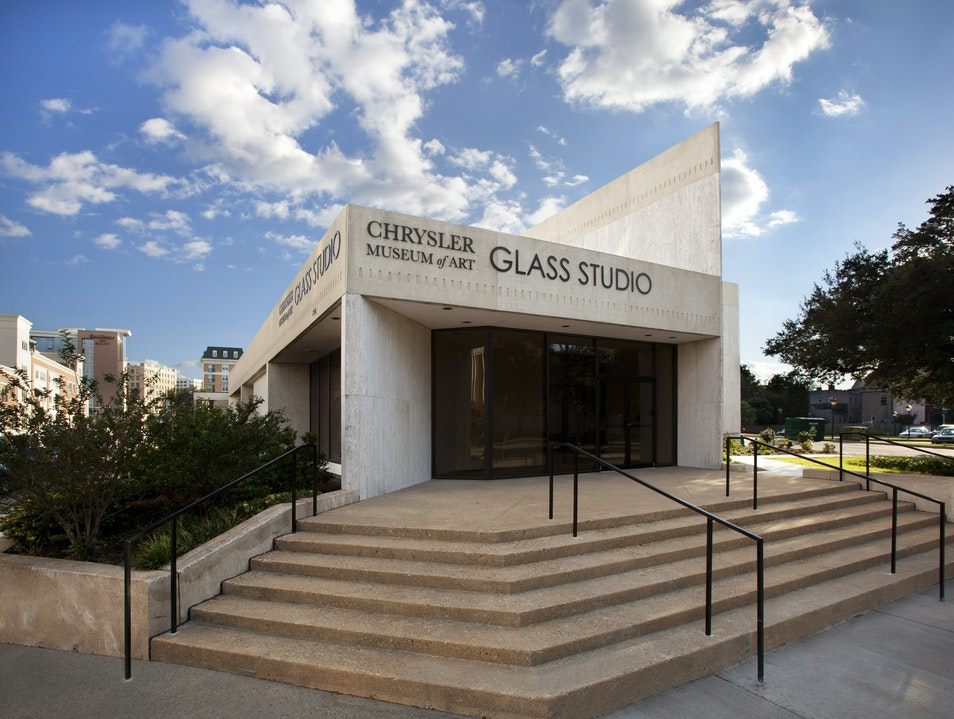 Norfolk's Art Museum is Known for Glass—and Much More