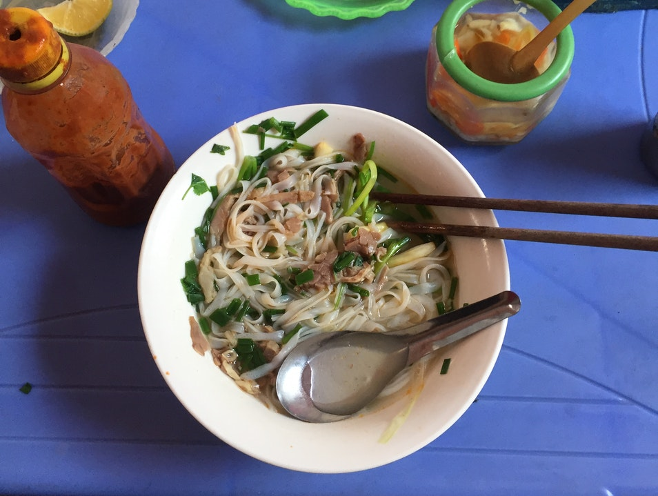 Pho Bo for Breakfast in Hanoi Hanoi  Vietnam