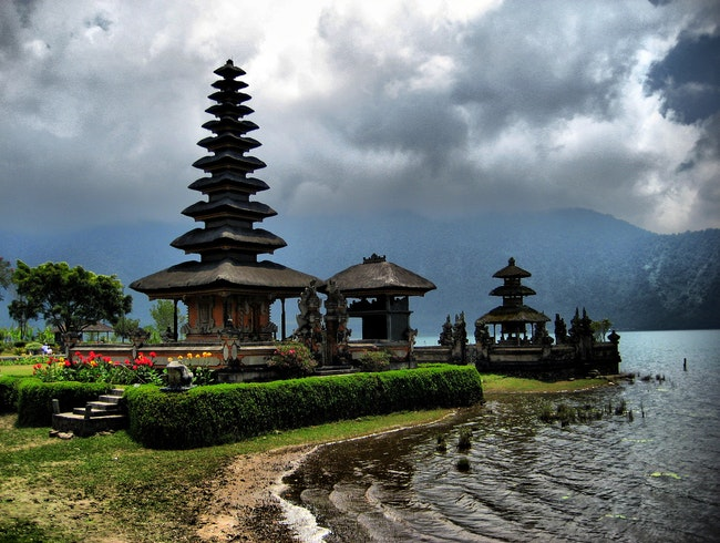 The Beauty of the Balinese Highlands