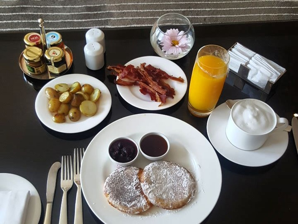 Room Service-Breakfast  Buenos Aires  Argentina