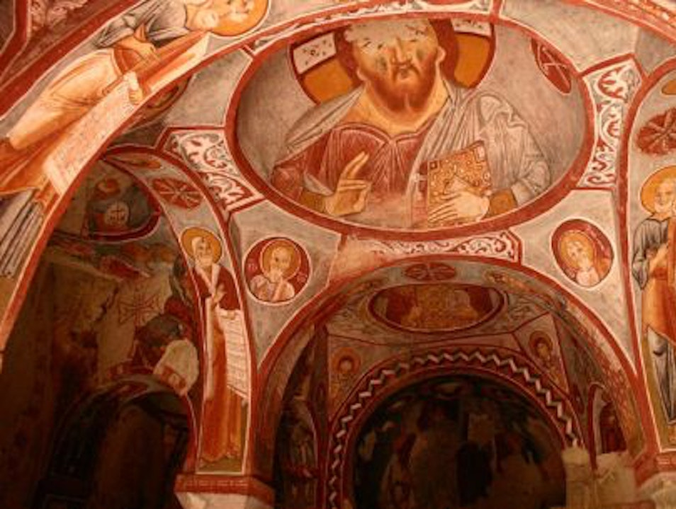 Cappadocia Churches Nevşehir  Turkey