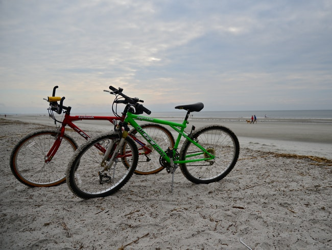 Hilton Head's Best Mode of Transportation