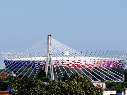 National Stadium Warsaw  Poland