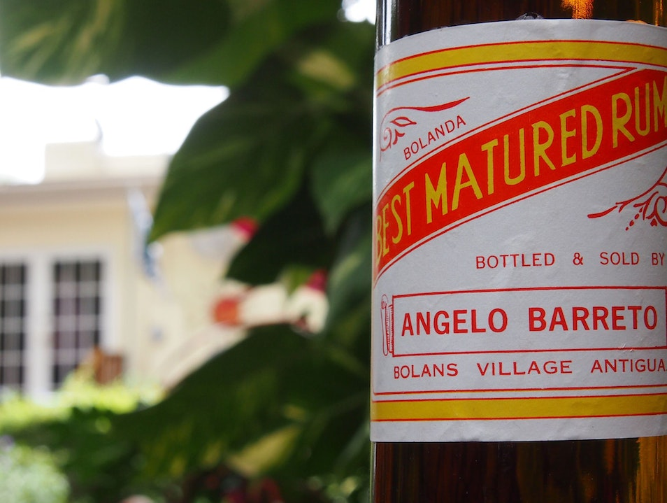 Taste Antigua's Rarest Rum Buckleys  Antigua and Barbuda