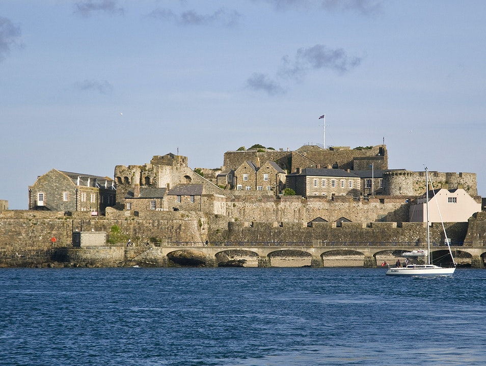 Castle Cornet Saint Peter Port  Guernsey