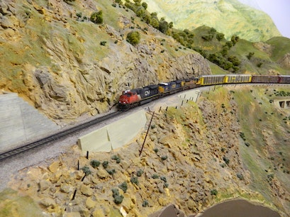 San Diego Model Railroad Museum San Diego California United States