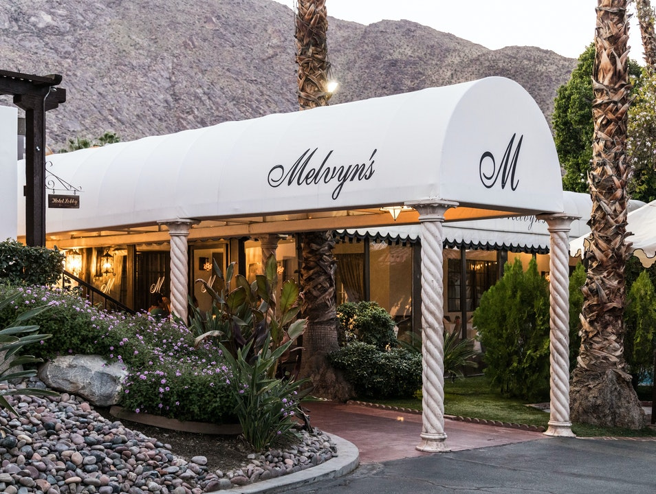 Melvyn's  Palm Springs California United States