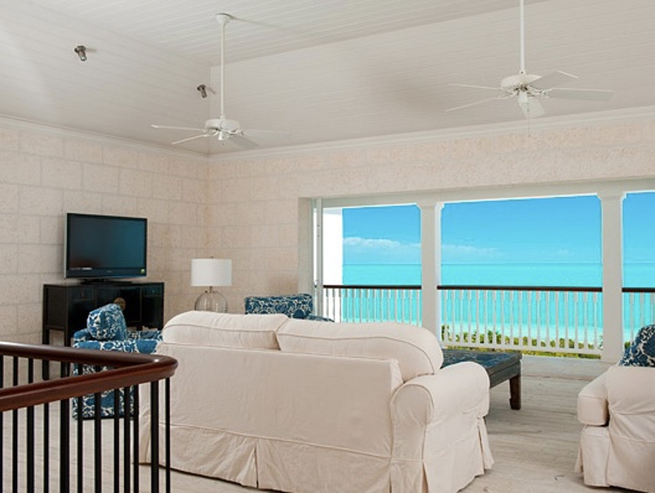 Amazing Villa Rental: Chilling at Long Bay House Providenciales  Turks and Caicos Islands
