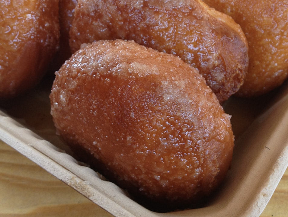 ArKi Food Truck - Donuts worth finding! San Francisco California United States