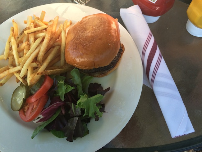 Have A Meal With A View At the Ojai Valley Inn and Spa