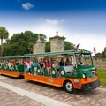 Old Town Trolley Tours St Augustine Saint Augustine Florida United States