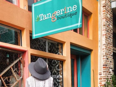 Tangerine Boutique Galveston Texas United States