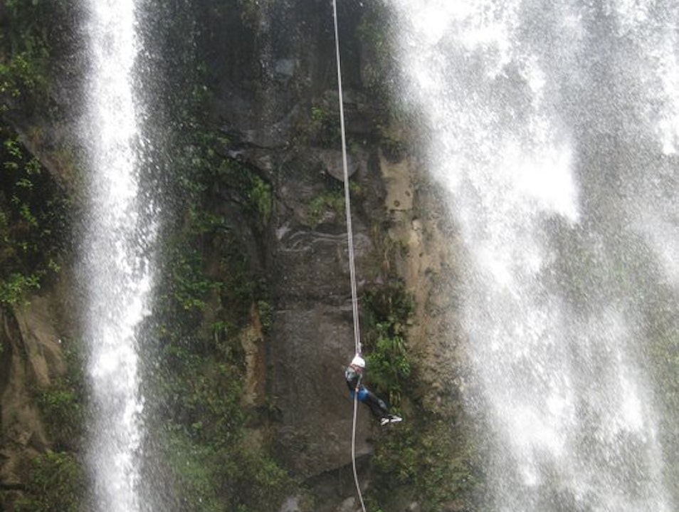 Feel the Force of Nature in Baños Banos  Ecuador