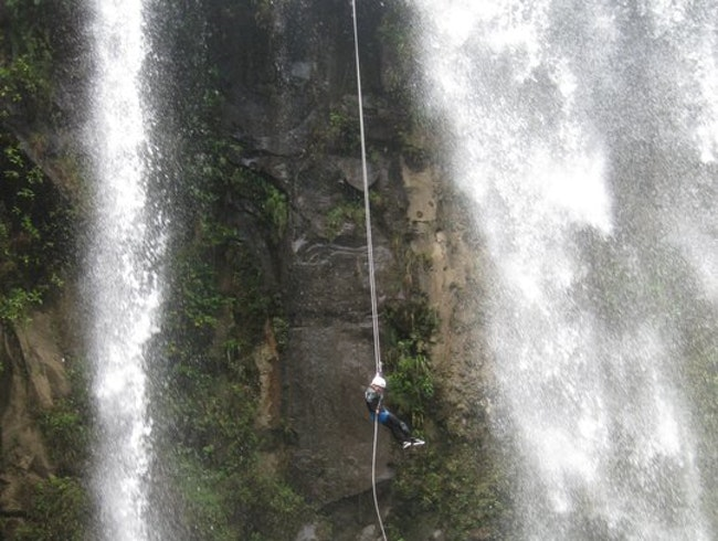 Feel the Force of Nature in Baños