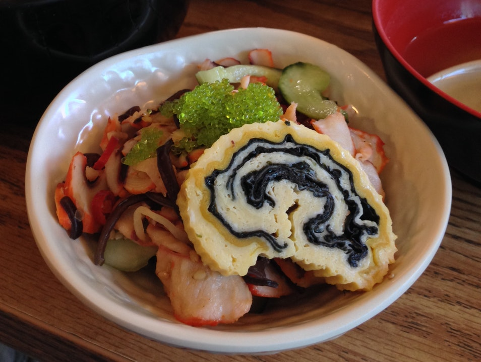 A Taste of Japan Before Birdwatching in the Huachuca Mountains