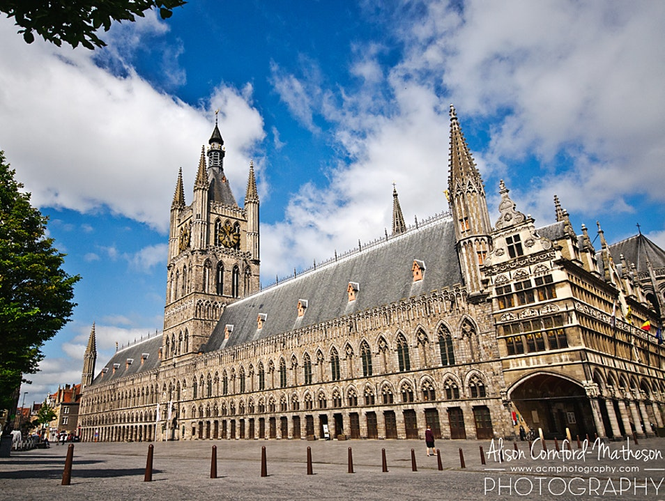Remember the Great War in Ypres, Flanders