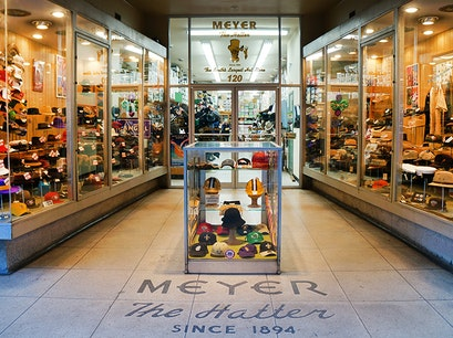 Meyer the Hatter New Orleans Louisiana United States