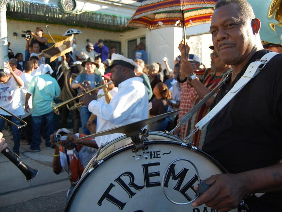 My Treme: Backstreet Cultural Museum New Orleans Louisiana United States