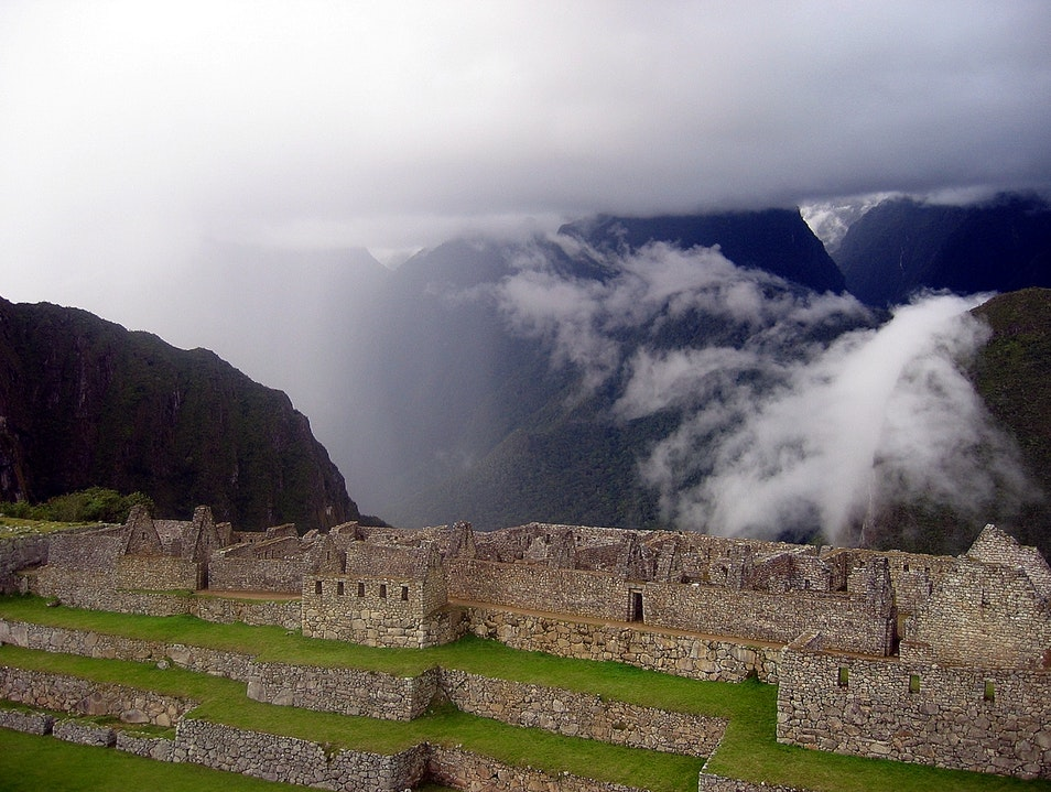 Machu Picchu - Cloud Forests and ...