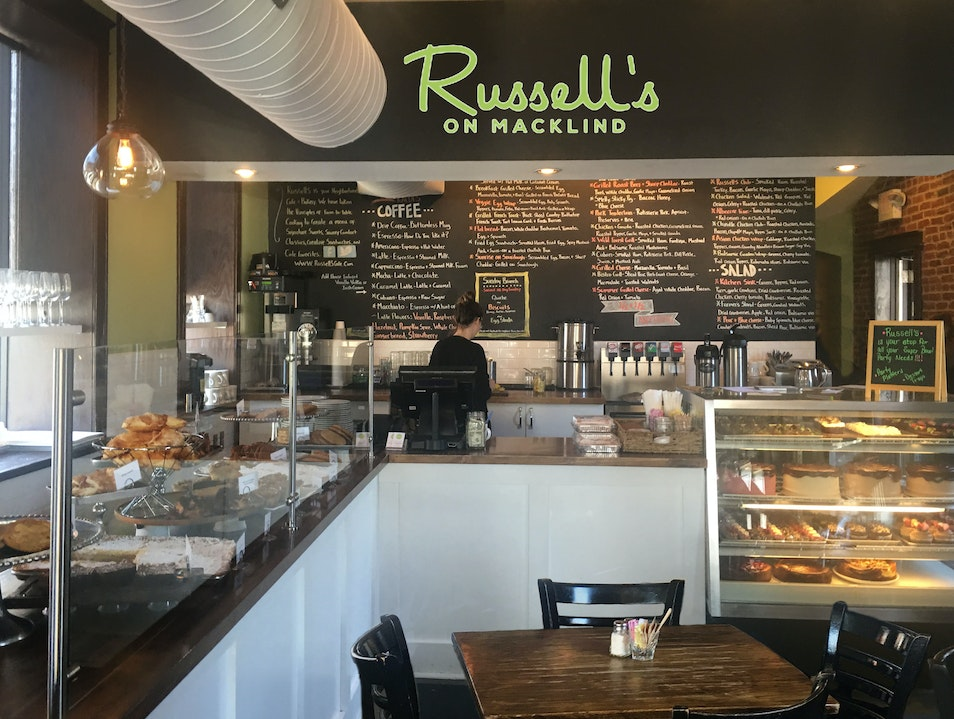 A Very Nice Bakery and Cafe St. Louis Missouri United States