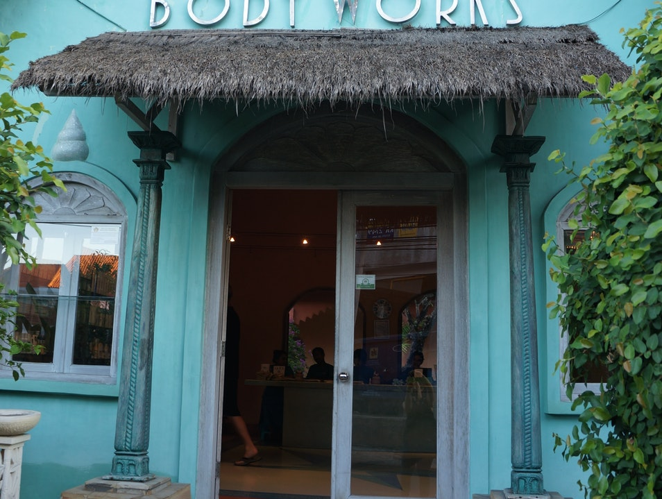 The Works at Bodyworks Kuta  Indonesia