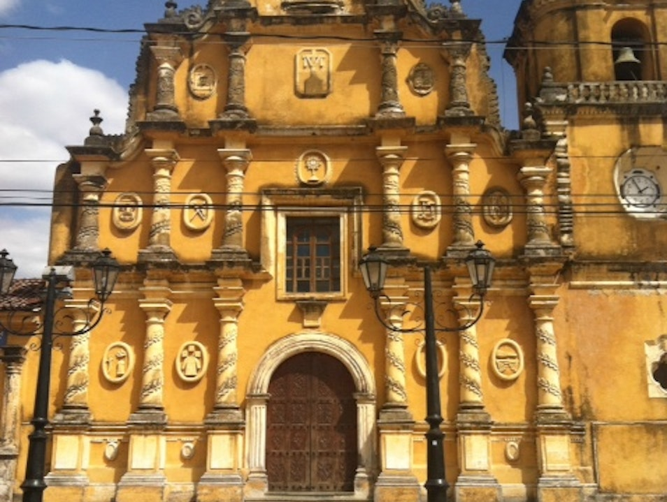 Exploring the history of León