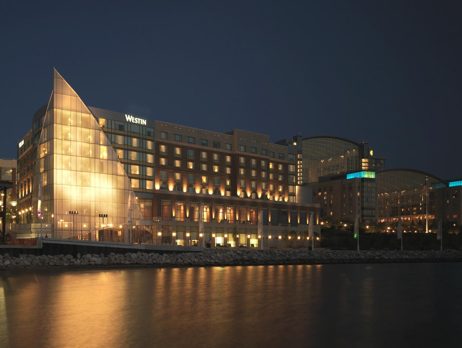 The Westin Washington National Harbor Fort Washington Maryland United States