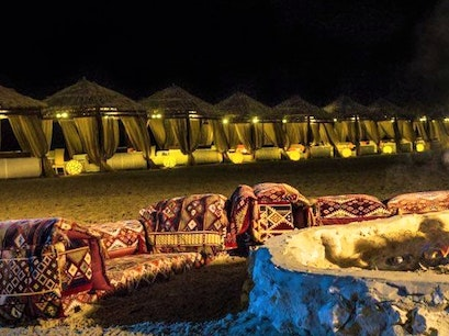 Regency Sealine Camp Mesaieed  Qatar