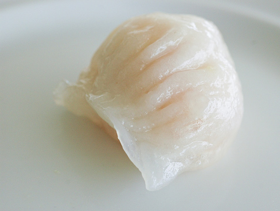 Don't Miss the Shrimp Dumplings at You's Dim Sum in San Francisco's Chinatown